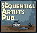 The Sequential Artists' Pub podcast